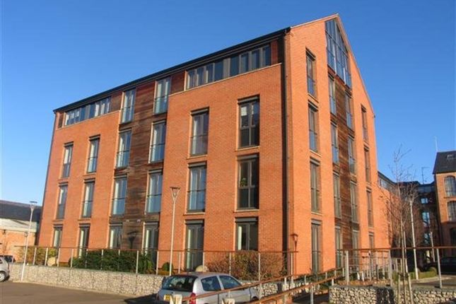 Thumbnail Flat to rent in Parkes Building, Beeston