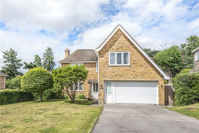 Thumbnail Detached house for sale in The Ridgeway, Bracknell, Berkshire