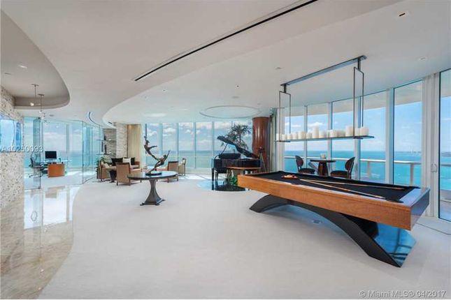 Thumbnail Town house for sale in 100 S Pointe Dr 3803, Miami Beach, Fl, 33139