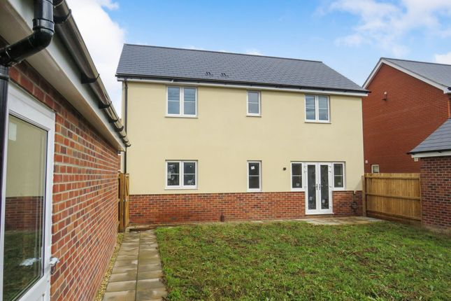 Detached house for sale in Mildenhall Road, West Row, Bury St. Edmunds