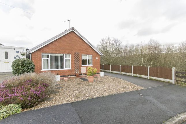 Thumbnail Detached bungalow for sale in Devonshire Road North, New Whittington, Chesterfield