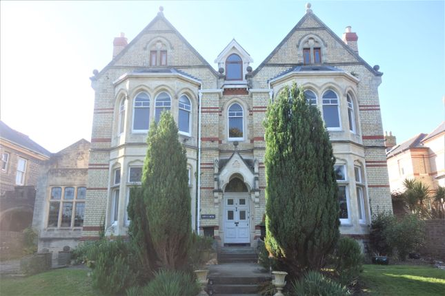 Thumbnail Detached house to rent in Marine Parade, Penarth