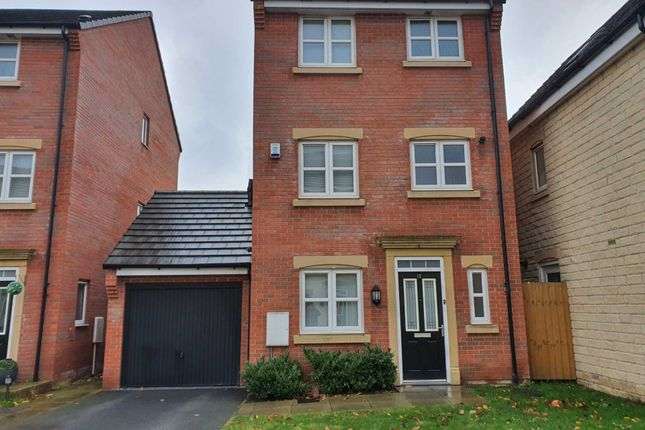 Thumbnail Detached house for sale in Kilner View, Dewsbury