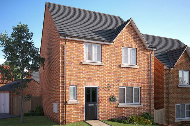 "Thumbnail Detached house for sale in ""The Mylne"" at Showground Road, Malton"