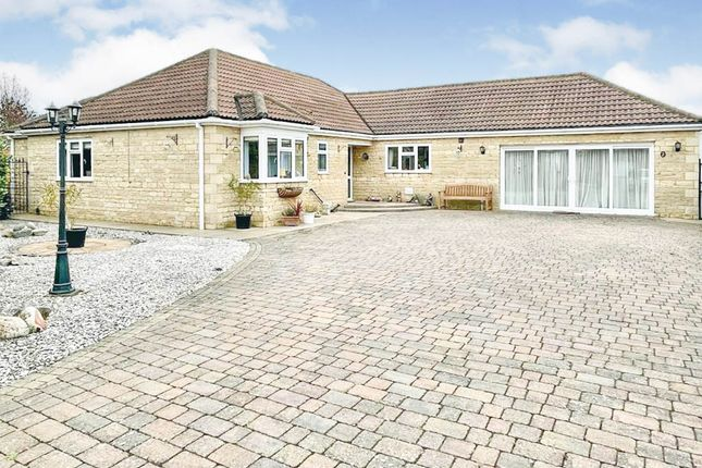 3 bed detached bungalow for sale in The Rides, Langtoft, Peterborough PE6