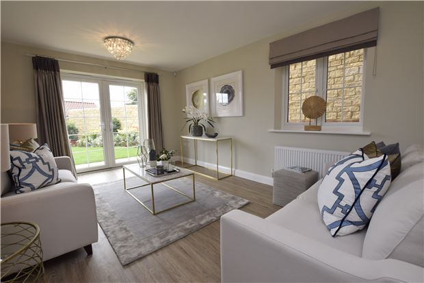 Thumbnail Detached house for sale in The Burford, Heath Rise, Bristol