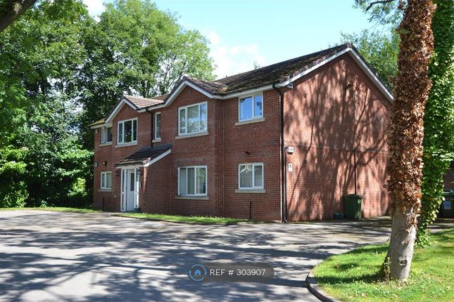 Thumbnail Flat to rent in Station Approach, Gatley