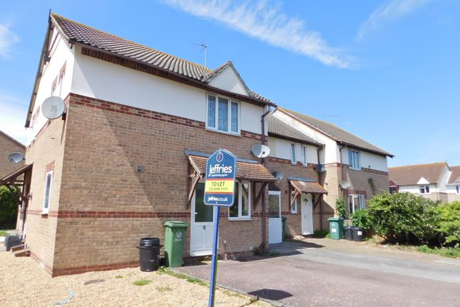 Thumbnail End terrace house to rent in Marston Lane, Portsmouth