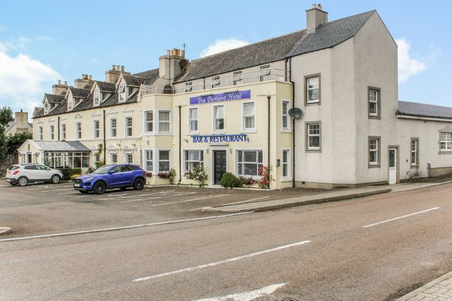 Thumbnail Hotel/guest house for sale in The Portland Hotel, Lybster, Nr Wick, Caithness
