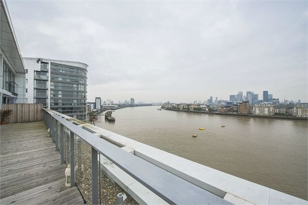 Thumbnail Flat for sale in 12 Dowells Street, New Capital Quay, Greenwich, London