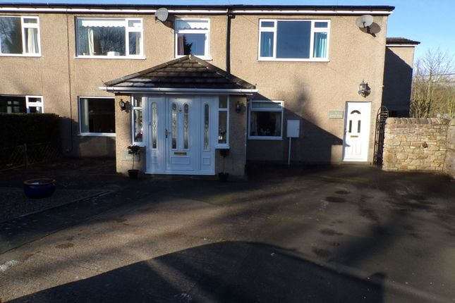 Thumbnail Semi-detached house for sale in Rocksprings Crescent, Haydon Bridge, Hexham