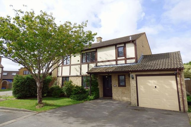 Thumbnail Detached house for sale in Churchward Road, Worle, Weston-Super-Mare