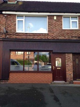 Thumbnail Flat to rent in Irwell Road, Warrington
