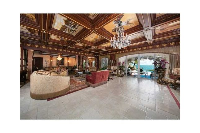 Thumbnail Town house for sale in 7413 Fisher Island Dr 7413, Fisher Island, Fl, 33109