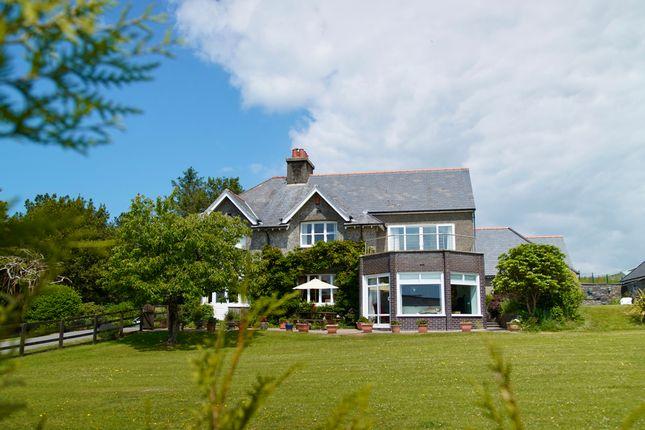 Thumbnail Detached house for sale in Cyfanwel, Waunfawr, Aberystwyth