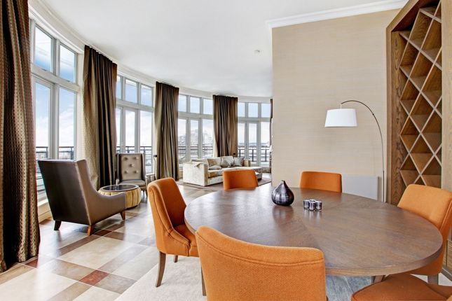 Thumbnail Flat to rent in Turnstone House, Star Place, London
