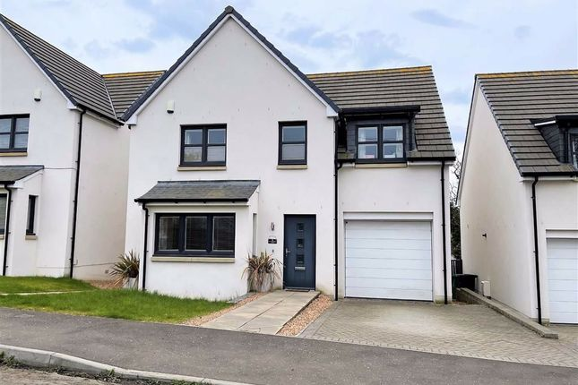 Thumbnail Detached house for sale in 8, Old St Andrews Road, Guardbridge, Fife