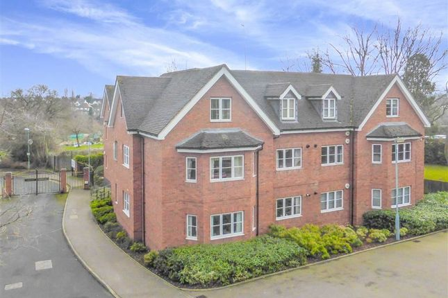 Thumbnail Flat for sale in Cavendish Court, Oakhill Close, Harborne