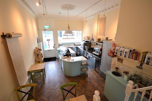 Thumbnail Restaurant/cafe to let in Clifton Terrace, Edinburgh