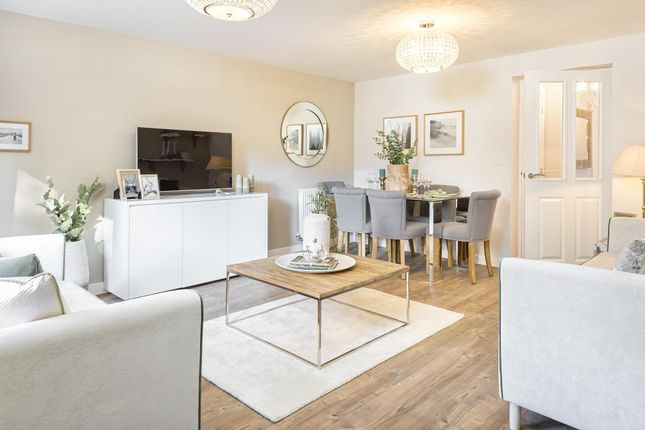 """Thumbnail Semi-detached house for sale in """"Brodie"""" at Mey Avenue, Inverness"""