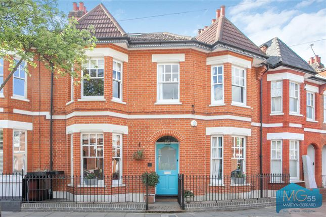Thumbnail Terraced house for sale in Japan Crescent, Stroud Green, London