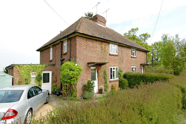 Thumbnail Semi-detached house to rent in Bentworth, Alton, Hampshire