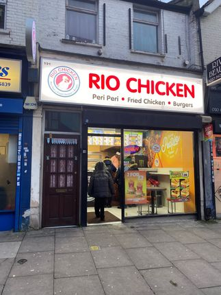 Thumbnail Restaurant/cafe for sale in South Harrow, Middlesex