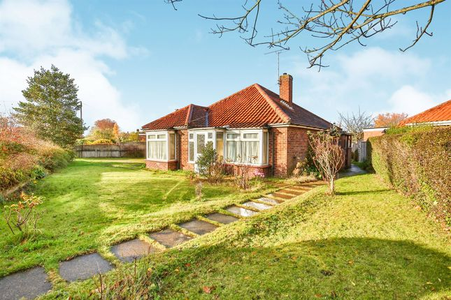 Thumbnail Detached bungalow for sale in Holt Road, Hellesdon, Norwich