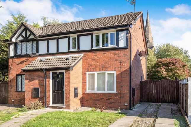 Thumbnail Semi-detached house to rent in Wythop Gardens, Salford