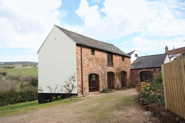 Thumbnail Barn conversion to rent in Crowcombe, Taunton