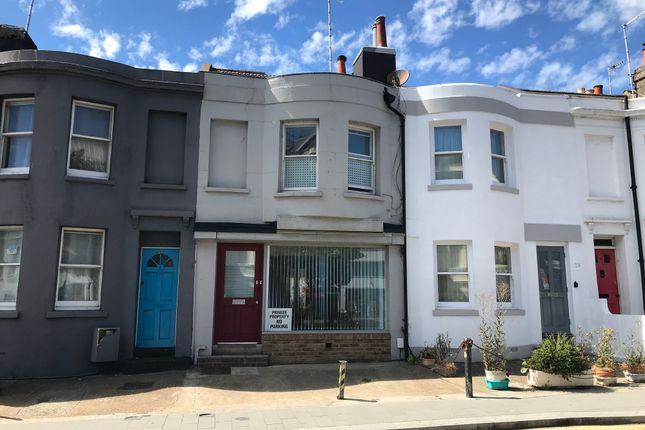 Thumbnail Retail premises for sale in Surrey Street, Brighton