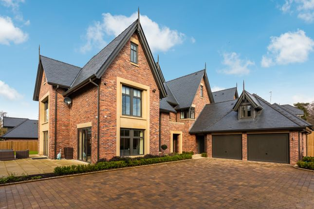 Thumbnail Detached house for sale in Dunham Mews, Bow Green Road, Bowdon, Altrincham