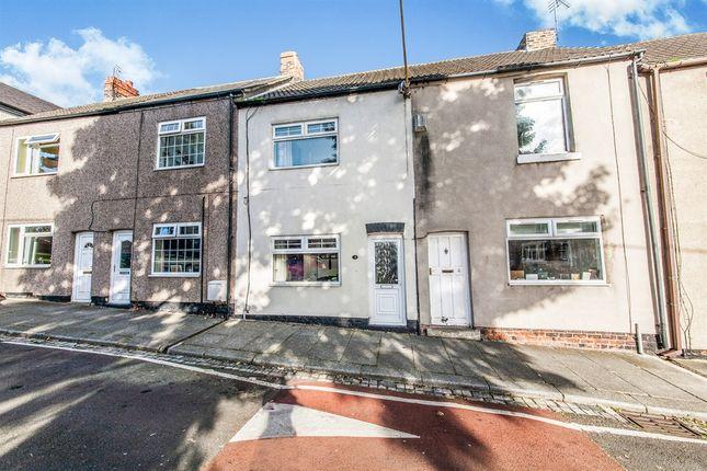 Thumbnail Terraced house for sale in West Street, Stillington, Stockton-On-Tees