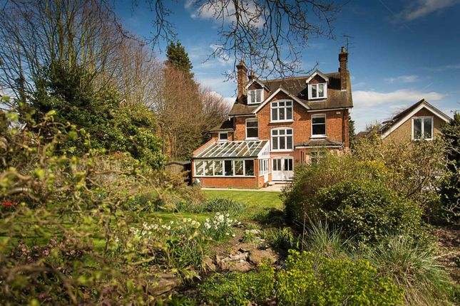 Thumbnail Detached house for sale in Clarence Road, St.Albans