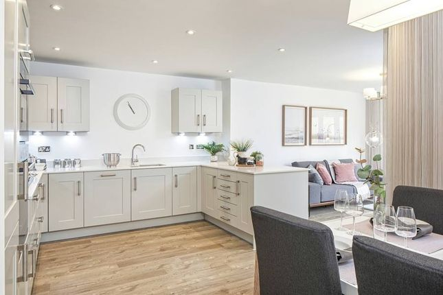 "Thumbnail Detached house for sale in ""The Marlow"" at Kiln Lane, Leigh Sinton, Malvern"