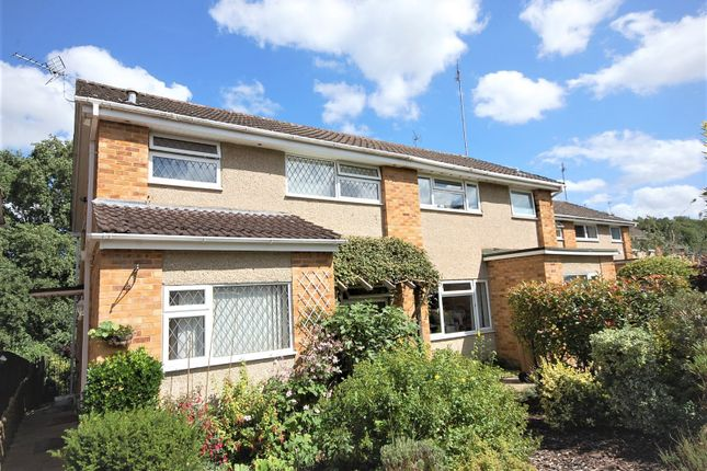 Thumbnail Semi-detached house for sale in Chase Avenue, Charlton Kings, Cheltenham, Gloucestershire