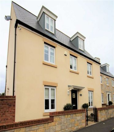 Thumbnail Detached house to rent in Merton Green, Caerwent, Caldicot