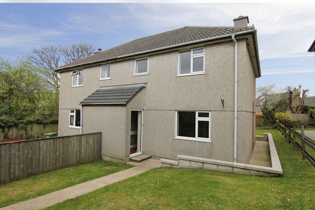 Thumbnail Semi-detached house for sale in Tregie, Newlyn, Penzance