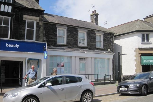 Thumbnail Retail premises to let in 8 Crescent Road, Windermere, Cumbria