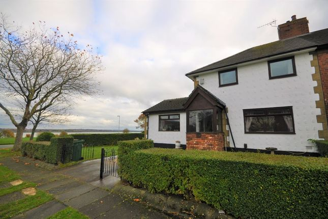 2 bed semi-detached house for sale in Field Close, New Ferry, Wirral CH62