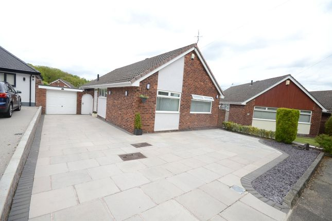 Thumbnail Detached bungalow for sale in Downham Close, Woolton, Liverpool