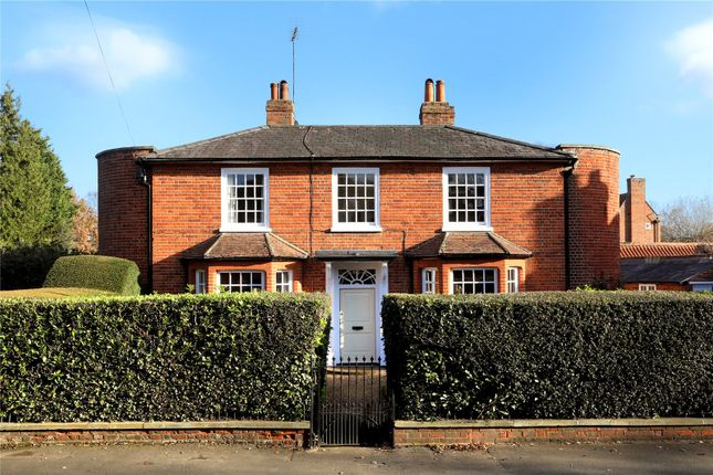 Thumbnail Detached house for sale in Windsor Road, Chobham, Woking, Surrey