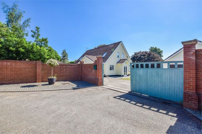 Thumbnail Detached house for sale in Harpmeadow Lane, Colchester, Essex