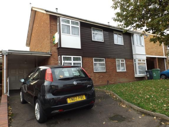 Thumbnail Semi-detached house for sale in Calstock Road, Willenhall, West Midlands