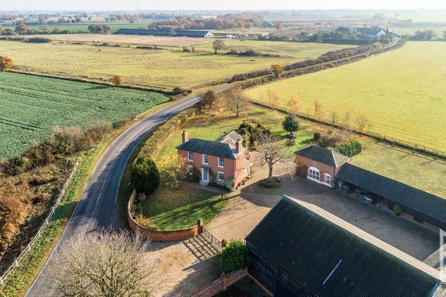 Thumbnail Detached house for sale in Hall Road, Great Bromley, Essex