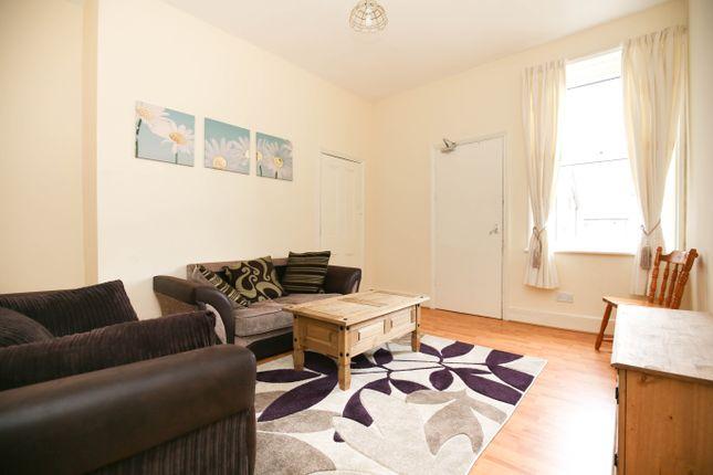 Thumbnail Maisonette to rent in Mundella Terrace, Heaton, Newcastle Upon Tyne