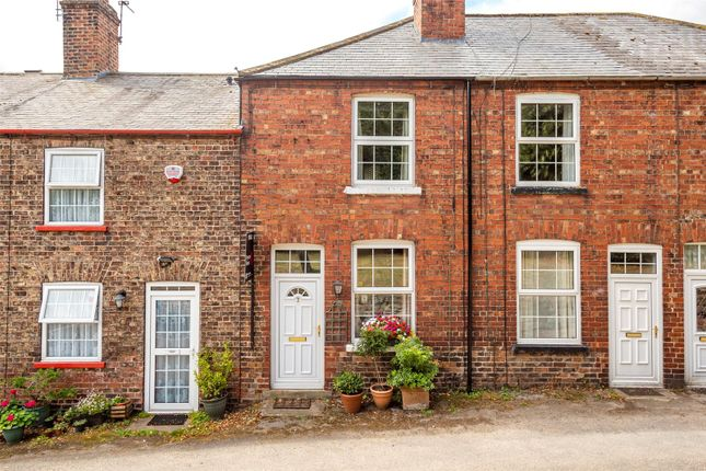 Thumbnail Terraced house for sale in Church View, Bolton Percy, York