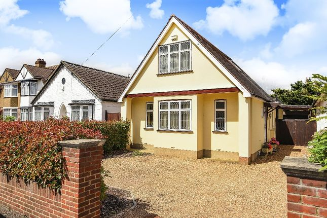 Thumbnail Bungalow for sale in Kingston Road, Staines