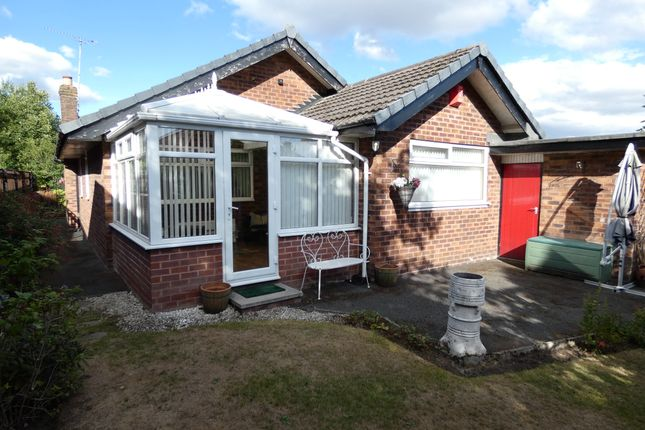 Thumbnail Detached bungalow for sale in Myrtle Bank, Prestwich, Manchester