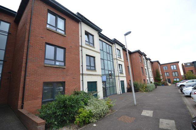 Thumbnail Flat to rent in New Mart Square, Chesser, Edinburgh